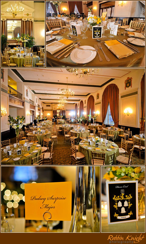 Francis Marion Hotel Interior Ballroom