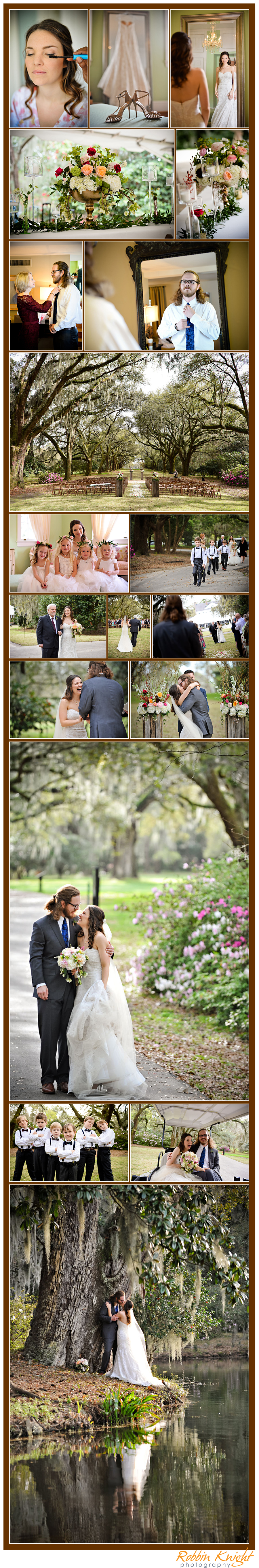 Charleston wedding at Charlestowne Landing Legare Waring House