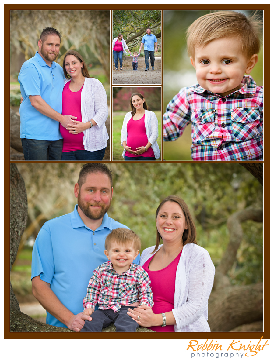 Family portraits in Charleston SC