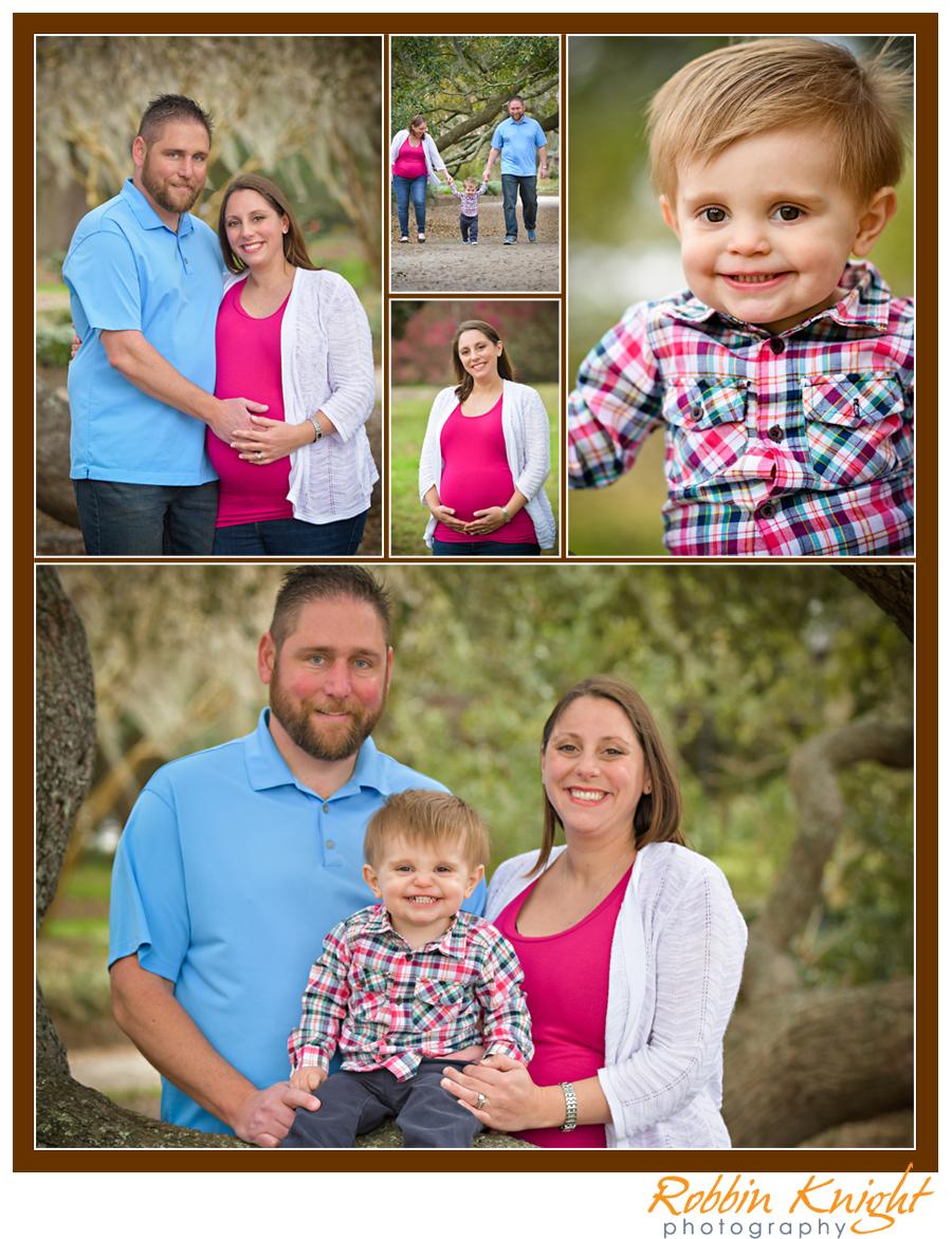 Family portraits in Charleston SC