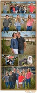 Shem Creek Park family portraits in Charleston SC area